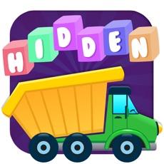 Activities of Lovely Hidden Game - Vehicles