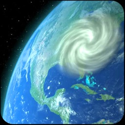 Wind Map: 3D Hurricane Tracker