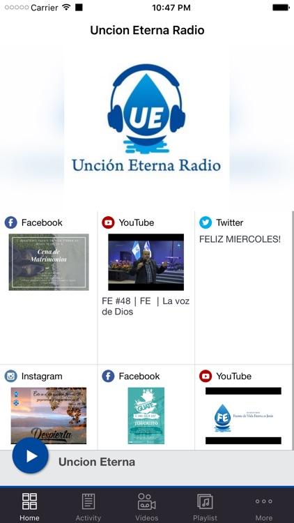 Uncion Eterna Radio