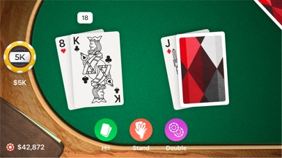 Blackjack 4.0.7 IOS