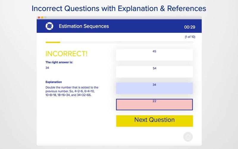 PCAT Practice Exam 2018 скриншот программы 3