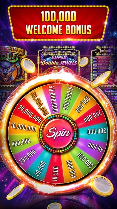 Vegas Downtown Slots & Words app image