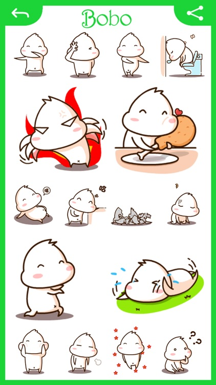 Stickers for WhatsApp ^^ screenshot-5
