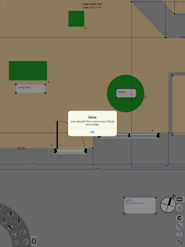 FloorArea AR dimensions