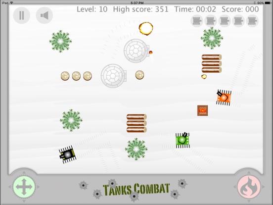 Screenshot #4 for Tanks Combat