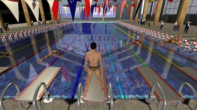 All stars swimming champions screenshot one
