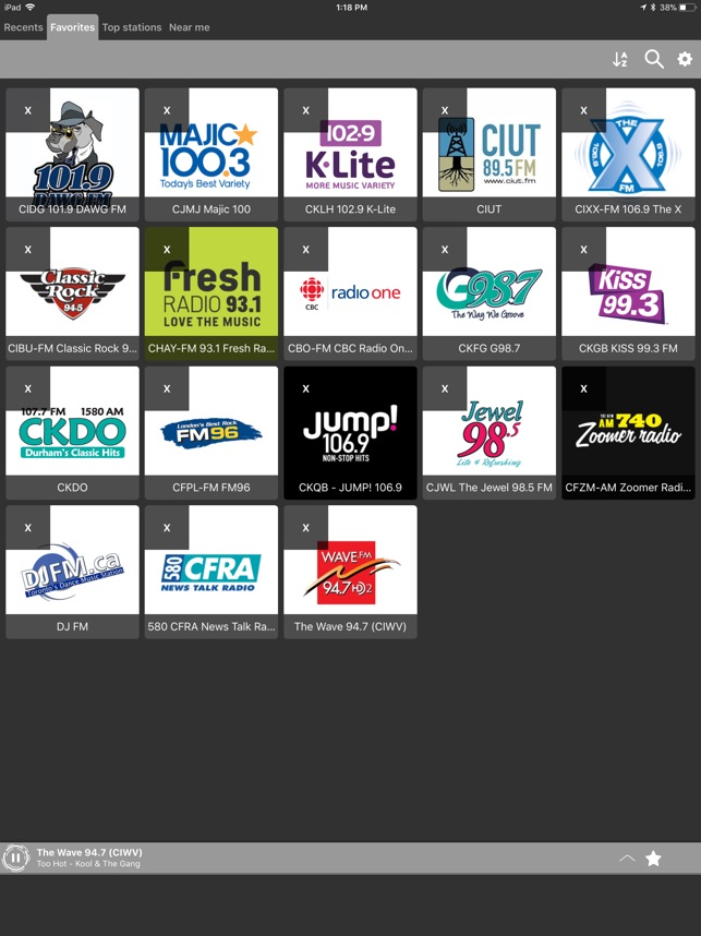 Radio Canada: Live AM FM Tuner on the App Store