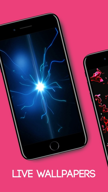 Live Wallpapers HD for iPhone screenshot-0