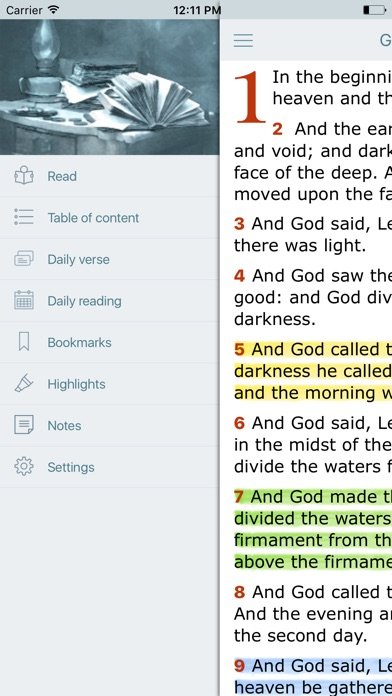 King James Bible with Audio for Windows