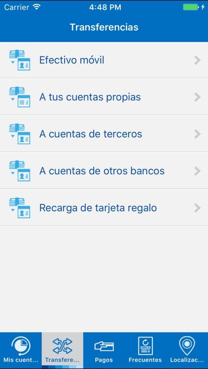 BBVA Continental | Banca Móvil screenshot-3