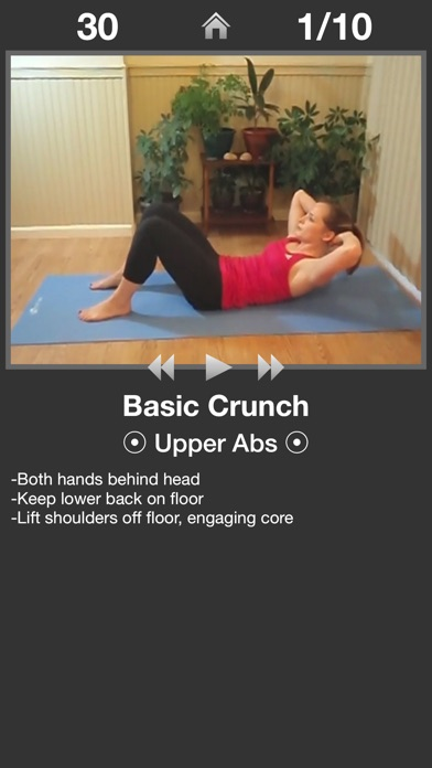 Daily Ab Workout - Abs Fitness-1