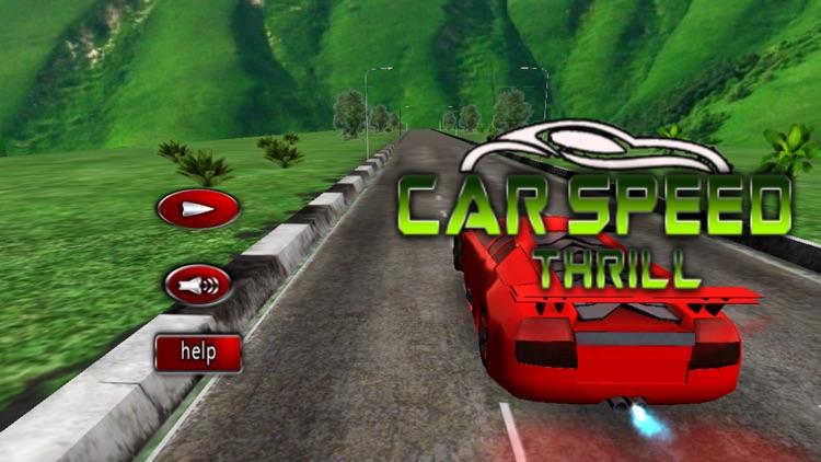 Real Speed Car Racing Thriller