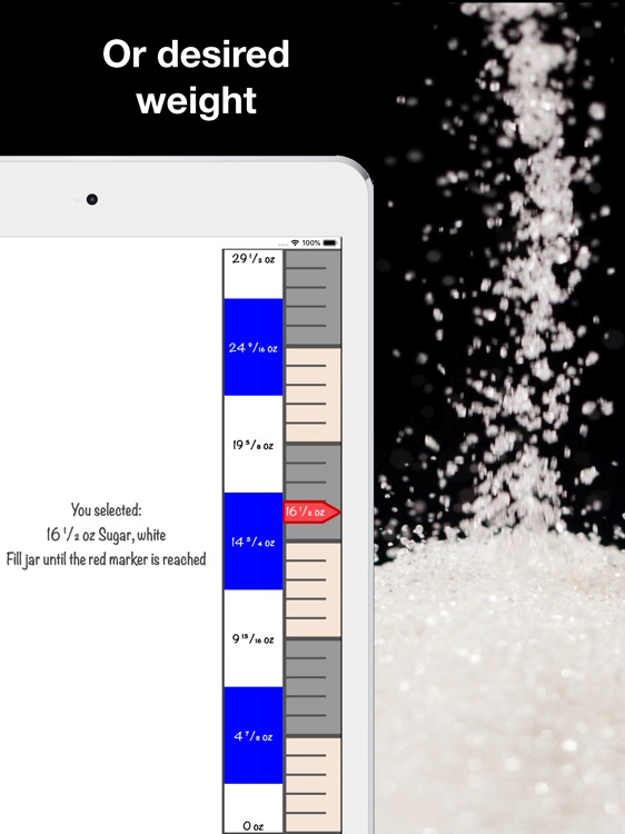 Measuring Cup & Scale for iPad screenshot-3