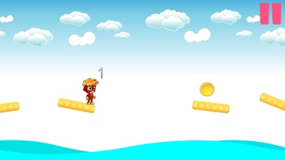 ADVENTURE BOY JUMPER Screenshot 3