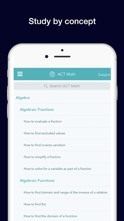 ACT: Practice,Prep,Flashcards