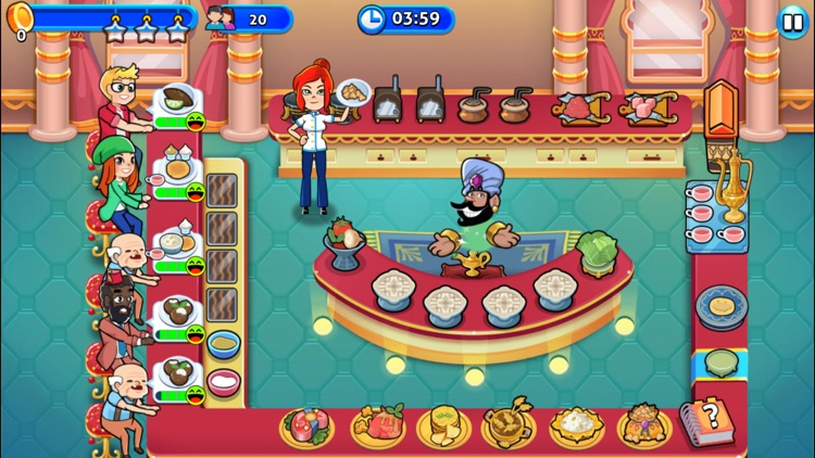 Chef Rescue - Cooking Game screenshot-4