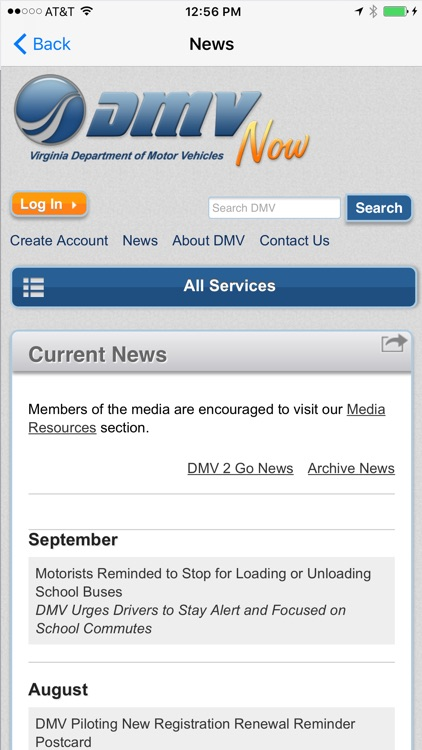 VirginiaDMV screenshot-4