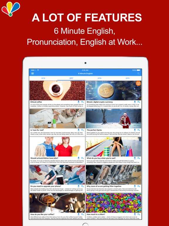 Learn English by Conversation-ipad-0