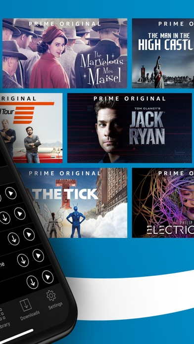 download Amazon Prime Video apps 4