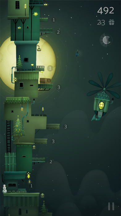 Moonlight Express: Fortnightのスクリーンショット