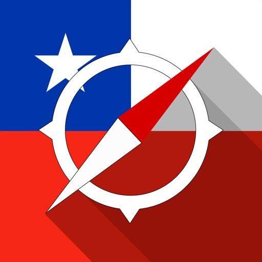 Chile Offline Navigation