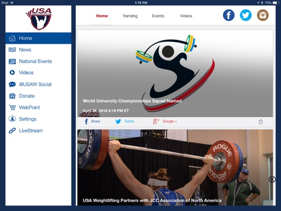 USA Weightlifting App | App Price Drops