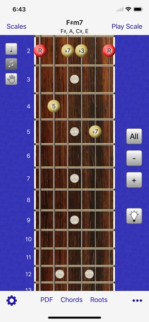 Guitar Scales & Chords Power on the App Store