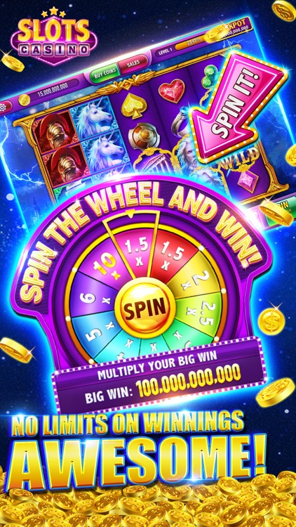 Slots Fortune™ - 777 Slot Machines screenshot-4