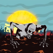 Skeleton Temple Evil Dead 3D