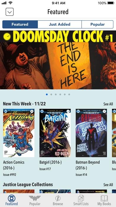 DC Comics for Windows