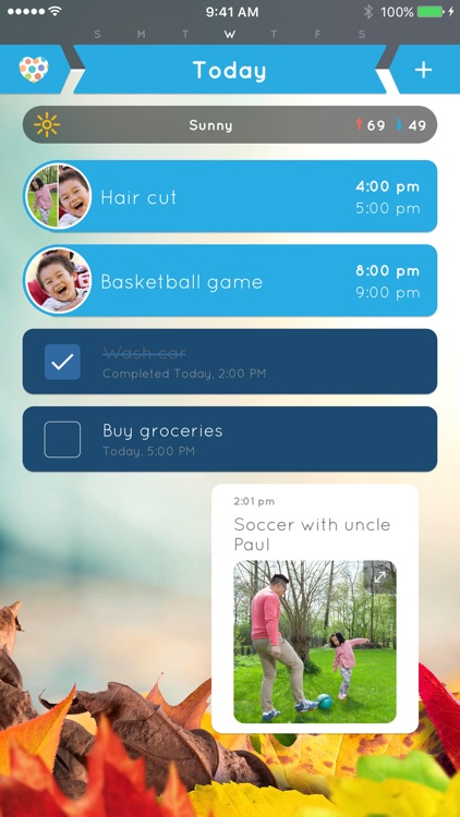 Calendar - Family Organizer screenshot-0
