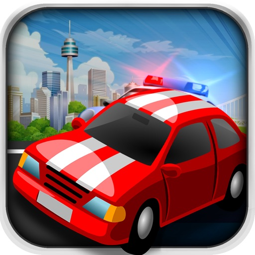 Road Robber Escape Drive icon