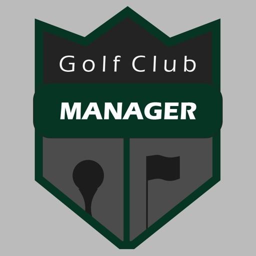 Golf Club Manager icon