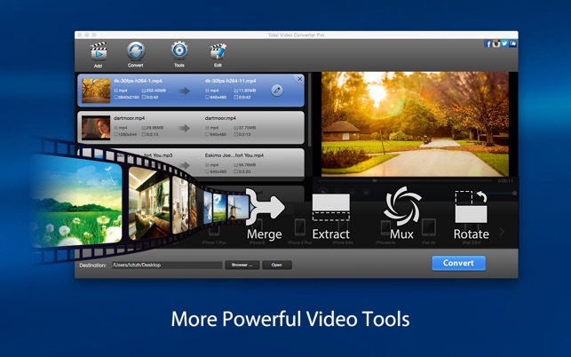 Total Video Converter Pro: DVD Screenshot