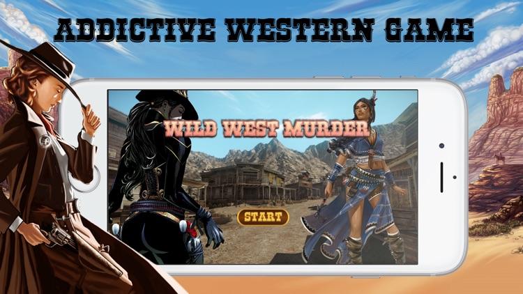 Wild West Murder