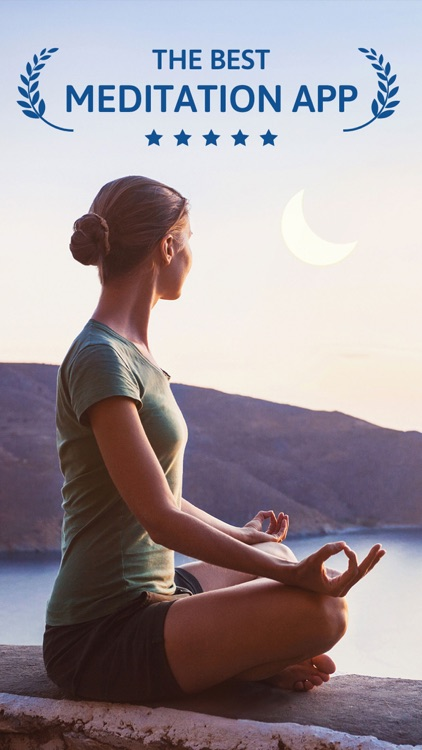 Meditation & Relaxation Pro screenshot-0