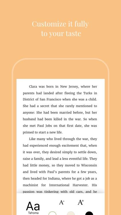Media365 Book Reader screenshot-3