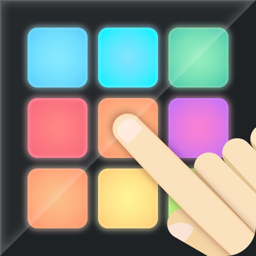 Electro Drum Pad-Beat Maker iOS App