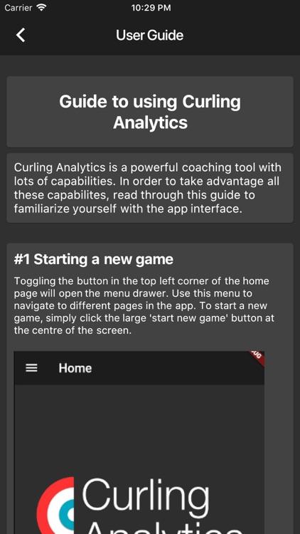 Curling Analytics screenshot-6