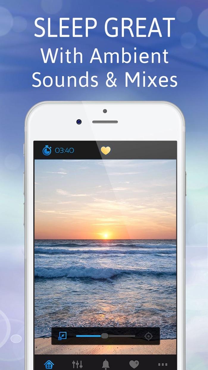 White Noise Sleep Pillow Sound Screenshot