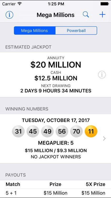 Mega Millions & Powerball