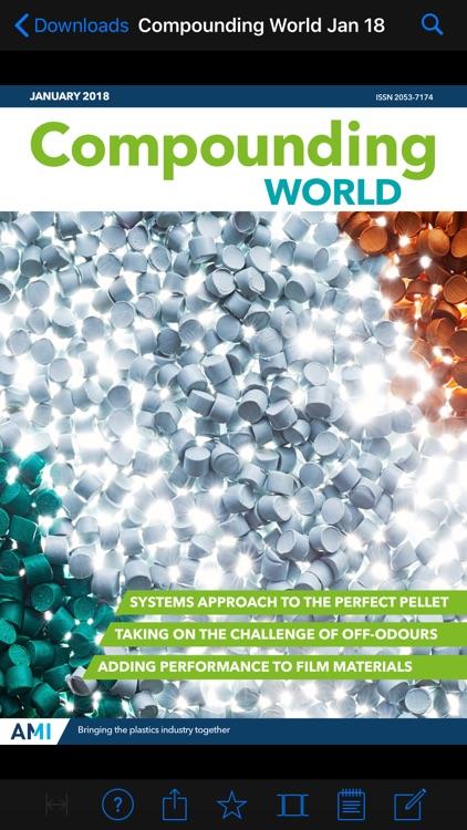 Compounding World Magazine