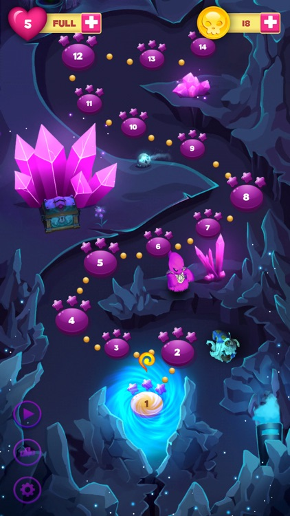 Purgatory Inc: Bubble Shooter screenshot-5