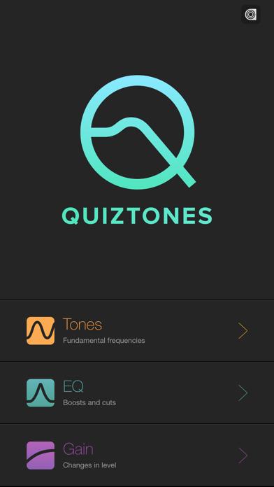 Quiztones review screenshots