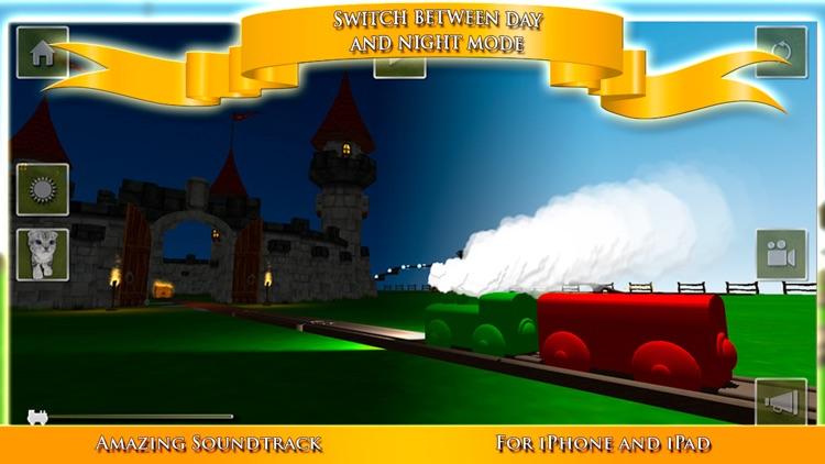 3D Train Set - XMAS screenshot-4