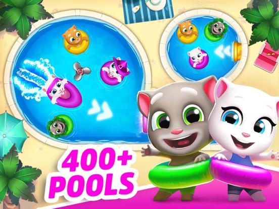 Talking Tom Pool - Puzzle Game screenshot 7