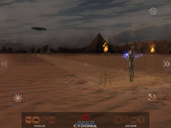 Cydonia Screenshots