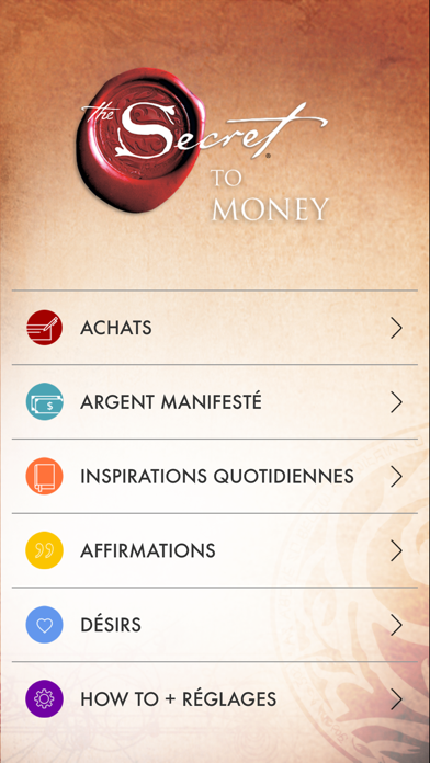 download The Secret To Money apps 4