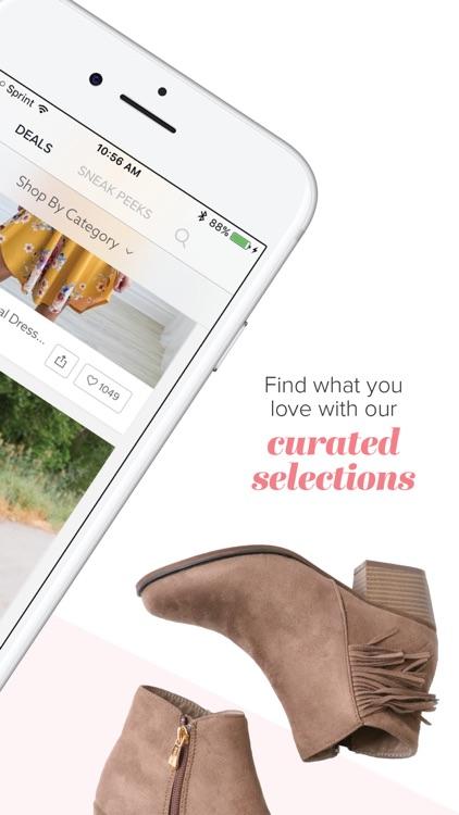 Jane - Boutique Shopping Deals