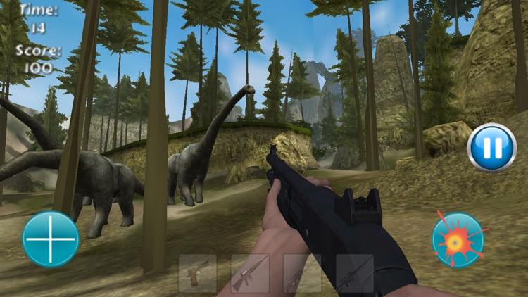 Jurassic Jungle Dinosaurs Hunt screenshot-4
